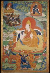 Teacher (Lama): Dalai Lama IV, Yonten Gyatso
