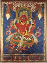 Agni (Indian God of Fire)