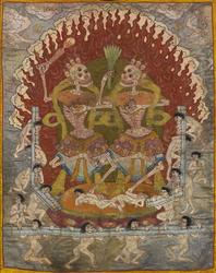Chitipati/Shri Shmashana Adhipati (protector)