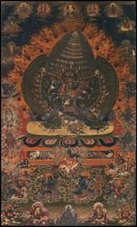 Sipai Gyalmo (Bon Protector): 100 Faces, 1000 Hands (ugya chagtong)