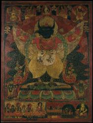 Garuda: Multi-coloured (Shabala)