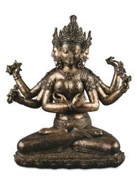 Grahamatrika (Buddhist Deity): (Three Faces)