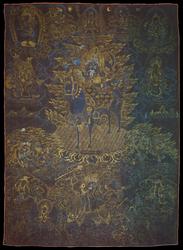 Shri Devi (Buddhist Protector): Rangjung Gyalmo & Bernagchen