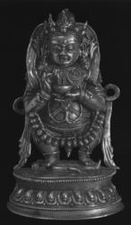 Mahakala (Buddhist Protector): Panjarnata (Lord of the Pavilion)