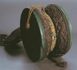 Ritual Object: Drum