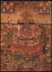 Padmasambhava: Pure Land (Copper Coloured Mountain)