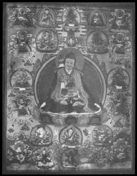 Padmasambhava: Wealth Deity