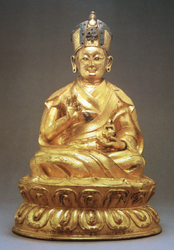 Teacher (Lama): Sanggye Lingpa