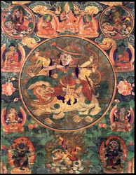 Worldly Protector (Buddhist): Pehar