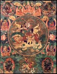 Worldly Protector (Buddhist): Pehar