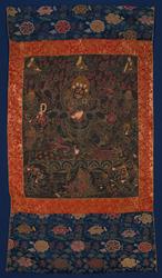 Mahakala (Buddhist Protector): Shadbhuja (Ga Lotsawa)