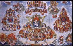 Refuge Field (Buddhist): Cho Lineage