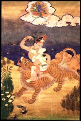 Indian Adept (siddha): Dombi Heruka