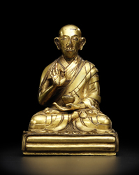 Teacher (Lama): Panchen Lama 2, Lobzang Yeshe