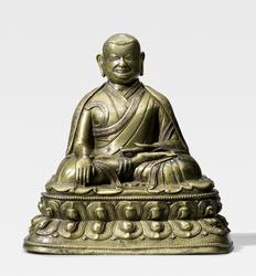 Teacher (Lama): Dragpa'i Pel, Gangkarwa 01