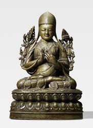 Teacher (Lama): Sanggye Pel