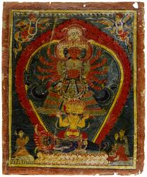 Siddha Lakshmi (Indian Goddess)