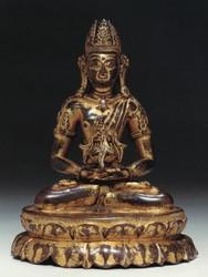 Amitayus Buddha: Sambhogakaya