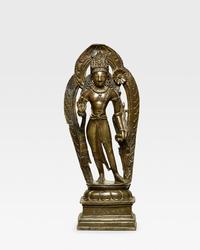 Avalokiteshvara (Bodhisattva & Buddhist Deity): (Standing Figure)
