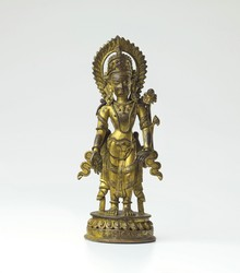 Indra (Indian God): (Standing)