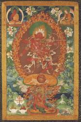 Kurukulla (Buddhist Deity): Four Armed