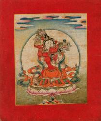 Tara (Buddhist Deity): White Tara (with consort)