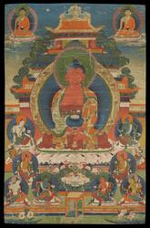 Amitabha Buddha: Nirmanakaya