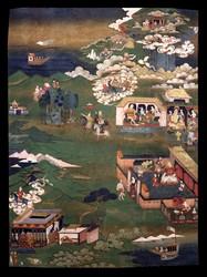 Shakyamuni Buddha: Avadana (teaching stories)