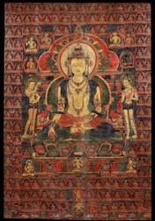 Ratnasambhava Buddha: (Sarvadurgati Tantra)