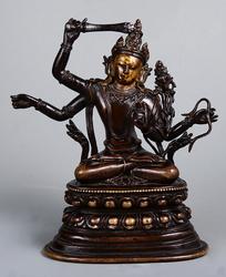 Manjushri (Bodhisattva & Buddhist Deity): Namasangiti