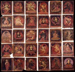 Miscellaneous: Tsagli (initiation cards)