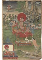 Indian Adept (siddha): Ghantapa