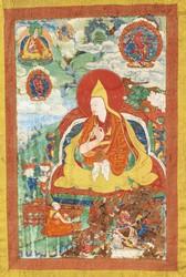 Teacher (Lama): Dalai Lama VI, Tsangyang Gyatso