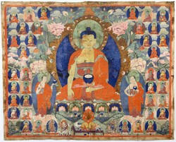 Shakyamuni Buddha: with the 35 Buddhas of Confession