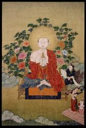 Arhat/Sthavira (Buddhist Elder): 16 Elders: Abheda
