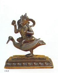 Medicine Buddha: Retinue Figure