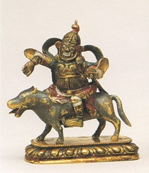 Begtse Chen (Buddhist Protector): Lord of Life (son)