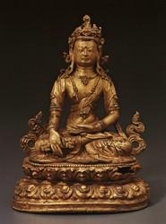 Tonpa Shenrab (Founder of Bon): (main form)