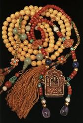 Ritual Object: Mala (Prayer Beads)