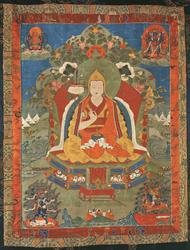 Teacher (Lama): Dalai Lama VIII, Jampal Gyatso