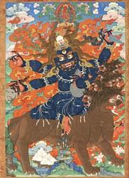 Mahakala (Buddhist Protector): Shanglon (Minister)
