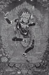 Simhamukha (Buddhist Deity)