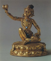 Indian Adept (siddha): Damarupa