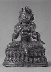 Nairatmya (Buddhist Deity): (2 hands)