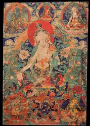 Tara (Buddhist Deity): (Atisha, 21 Taras)