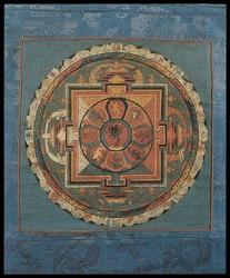Hevajra (Buddhist Deity): Six Arms