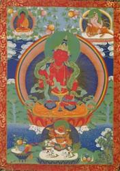 Avalokiteshvara (Bodhisattva & Buddhist Deity): Rakta Lokeshvara (Red Lord of the World)