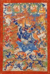 Yama Dharmaraja (Buddhist Protector): Outer