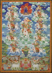 Worldly Protector (Buddhist): Drala Brothers (Nine)