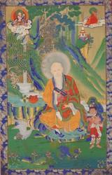 Arhat/Sthavira (Buddhist Elder): 16 Elders: Shribhadra